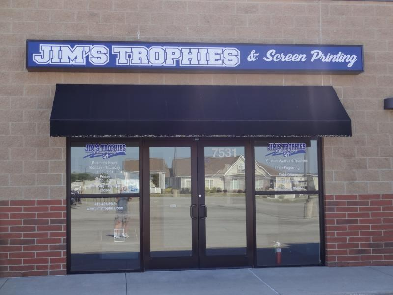 Jims Trophies and Screenprinting - Home
